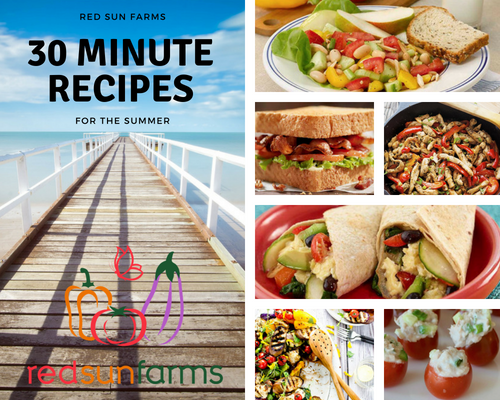 30-Minute Summer Meals