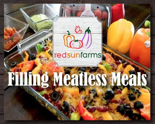 Filling Meatless Meals