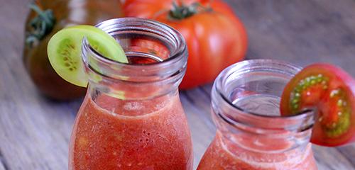 Spicy Tomato Blaster Smoothie